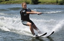 Waterskiën Kagerplassen